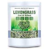 Premium Lemongrass Leaves, Dried Lemon Grass Loose Leaves Tea, Citronella Herbal Tea, Cut ...
