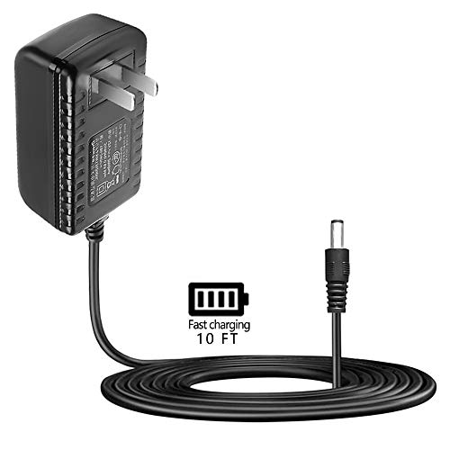 Replacement 12V AC/DC Adapter Charger for Comcast Xfinity Motorola Surfboard SBG6700AC SBG6580 SB6120 SB6121 SB6141 SB6180 SBG6580, SB6183 SBG6782 SBG6782-AC SBG901 900 Cable Modem DTA-100 Power Cord