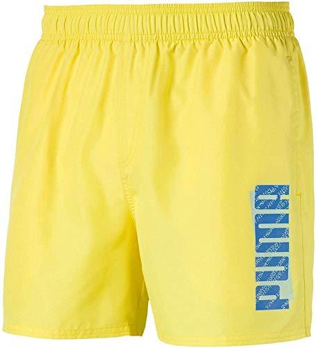 Puma ESS+ Summer Shorts Bañador, Hombre, Meadowlark, L
