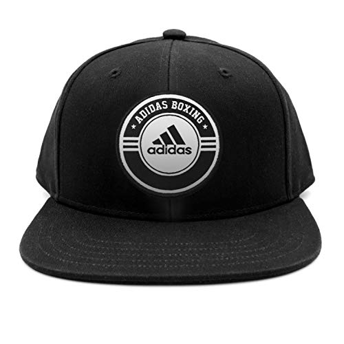 adidas Czapka z daszkiem czarna czapka z daszkiem czapka bokserska mężczyźni kobiety chłopcy dziewczęta dorośli dzieci, jeden rozmiar