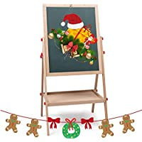 Didcant Wooden Double-Sided Easel