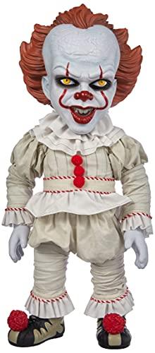 Mezco Pennywise (It 2017) Sprechende Puppe, orange, red, White, one-Size, OCT182306