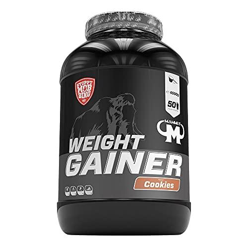 Mammut Weight Gainer Crash 5000 Cookies, 4500 g Dose