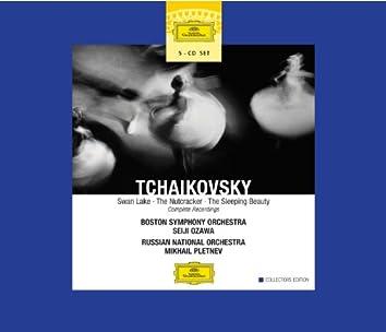 Tchaikovsky: Swan Lake; The Nutcracker; The Sleeping Beauty