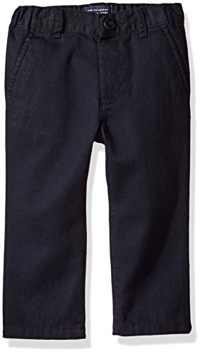 The Children's Place Baby Boys' Toddler Skinny Chino Pants, New Navy 7033, 4T