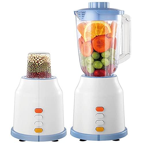 Licuadora Juice.Sistema de prensado frío, Filtro de fácil Limpieza,Libre de BPA,Exprimidor de gran capacidad,batidos y batidos, frutas, verduras, comida para bebés