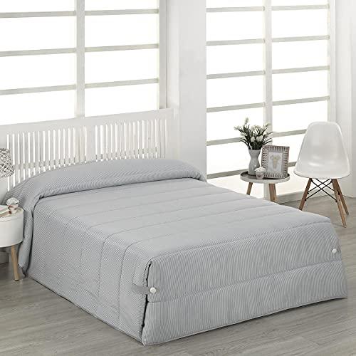 Camatex - Conforter Raya Cama 105 - Color Azul