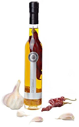 Olio Extravergine d'Oliva 'Aglio e Peperoncino' ( 250 ml) - La Chinata