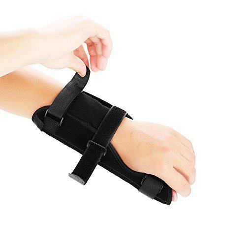 Geavanceerde polsbrace, trainingspakken voor dames - Carpaal tunnel polsbrace. Ideaal voor onmiddellijke verlichting van pijn bij verstuikingen en artritis in de pols [Links M]