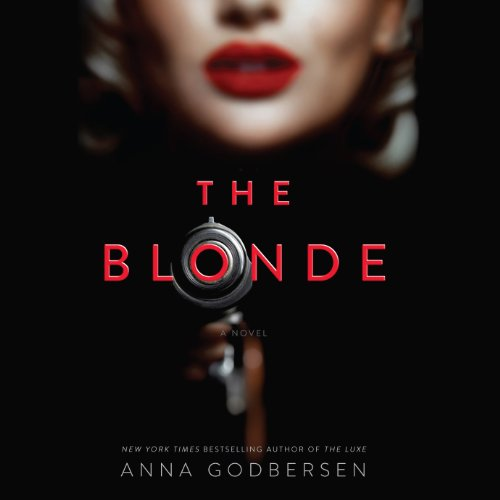 The Blonde audiobook cover art