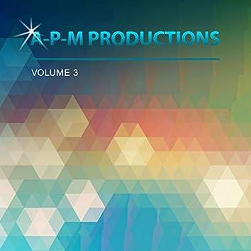 A-P-M Productions, Vol. 3