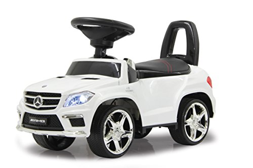 Jamara - 460241 - Push Car Mercedes GL63AMG - Blanc