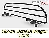 ERGOTECH Trenngitter Hundegitter RDA65HBG-XS ksk020, für Hunde und Gepäck.