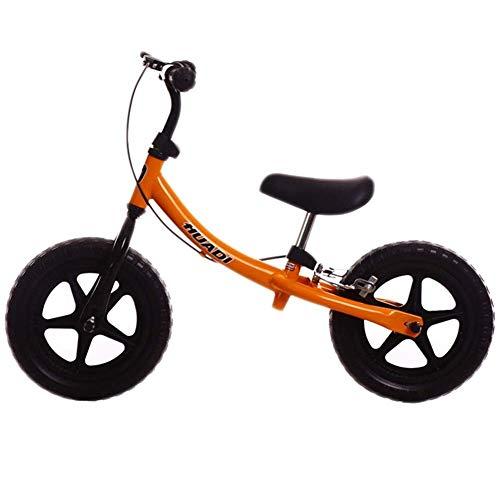 Bicicleta Sin Pedales Ultraligera Bicicleta de equilibrio para niños de 2 a...