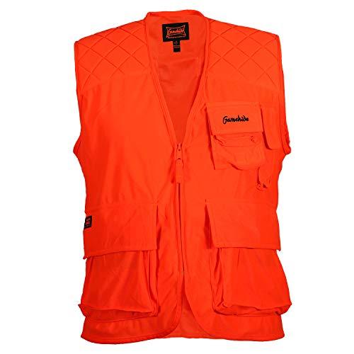 Gamehide Sneaker Big Game Vest Blaze Orange, 3X-Large