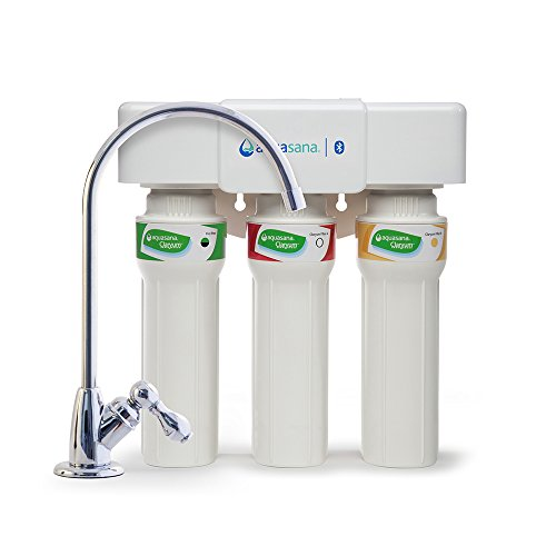 Aquasana AQ-5300+.56 3-Stage Max Flow Under Sink Water Filter