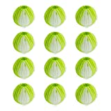 Pet Hair Remover for Laundry, 12Pack Reusable Lint...