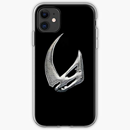 Way Skull Mudhorn Mandalorian Bounty Hunter This The Crest Symbol Starwars Is Phone Case For All iPhone, iPhone 11, iPhone XR, iPhone 7 Plus/8 Plus, Huawei, Samsung Galaxy Phone Case For All