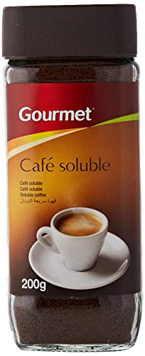 Gourmet - Café soluble - Tueste natural - 200 g - Pack de 3