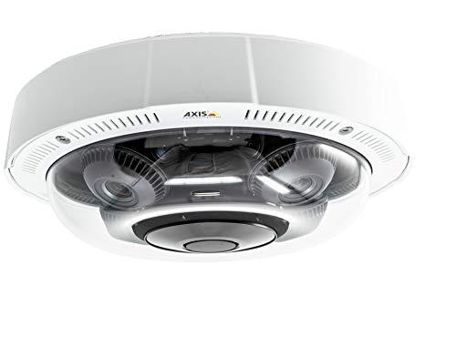 Axis P3717-PLE IP-Sicherheitskamera innen und außen, schwarz, weiß 1920 x 1080 Pixel