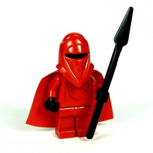 Lego Star Wars Figur rot Emperor`s Royal Guard Imperialer Ehrengardist 10188 Death Star B07