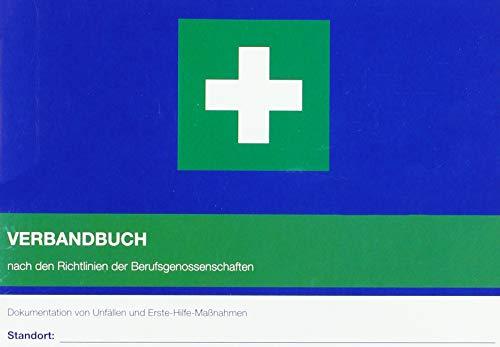 Verbandbuch DIN A 5