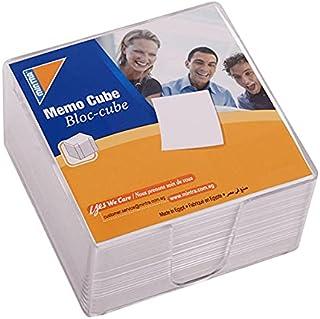 Mintra Memo Cube- White, 280 Paper