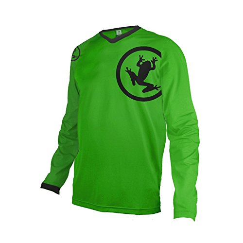 Uglyfrog DSJF02 2019-2020 MTB Jersey Mountain Bike Downhill Bicycle Jersey/Shirt Herren Long Sleeve Langarm Radtrikot Fahrradtrikot Radshirt Fahrradshirts