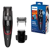 Philips Series 7000 Beard and Stubble Less Mess Vacuum Trimmer - GQ Grooming