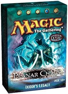 Magic the Gathering MTG Planar Chaos Ixidor's Legacy Theme Deck