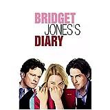 DNJKSA Bridget Jones Tagebuch Filmkunst Poster Druck auf