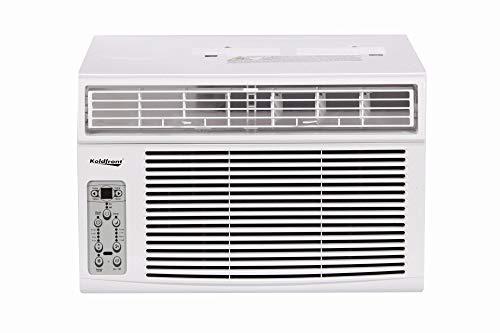 Koldfront WAC8003WCO 8000 BTU 115V Window Air Conditioner with Dehumidifier and Remote Control