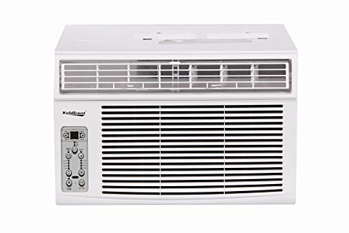 Koldfront WAC8003WCO 8000 BTU 115V Window Air Conditioner with Dehumidifier and Remote Control