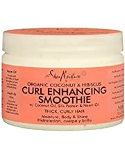 Shea Moisture Coconut and Hibiscus Curl Enhancing Smoothie, 340 g