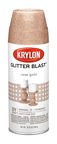 Krylon K03558000 Glitter Blast Spray Paint