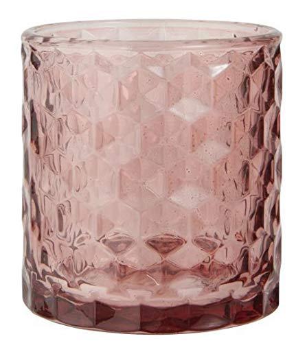 Kerzenhalter für Teelicht Malva Glas von Ib Laursen