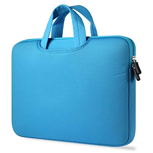 YABAISHI Brand New Multi-Color Soft Laptop Bag Notebook Handbag for Ipad MacBook Pro Air Dell Lenevo HP 11'/12'/13'/15'/15.6' Inch (Color : LB08O, Size : 15 6 Not for Apple)