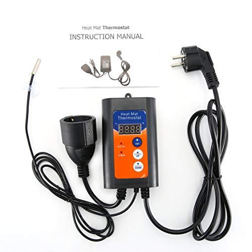 Heizmatte Thermostat Kunststoff
