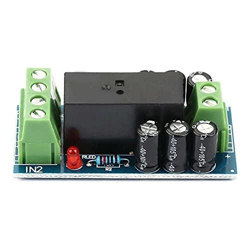 Yuyanshop Interruptor de alimentación de emergencia automático DC 12 V 12 A 150 W adaptador de CA/batería interruptor automático módulo de emergencia controlador de fuente de alimentación