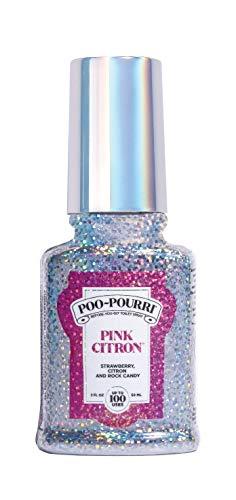 Poo-Pourri Before-You-Go Toilet Spray, Pink Citron Scent, 2 oz