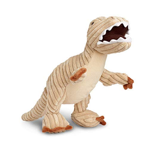Rocco & Roxie Plush Brontosaurus Dog Toy