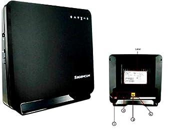 sagemcom router 5260 review