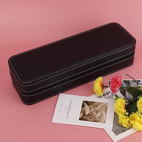 lyrlody Organizador, Caja de Almacenamiento, Caja de presentación de Relojes, Tienda Atractiva para el hogar