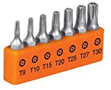 Truper 7 piezas. Juego de brocas de inserción #P7-15TS