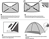 Zoom IMG-2 semoo tenda da spiaggia o