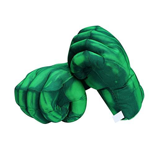 Blaward Kinder Boxhandschuhe Plüsch Handschuhe Hände Fäuste große weiche Plüsch Handschuhe Kostüm Cosplay für Geburtstag Weihnachten(1 Paar )