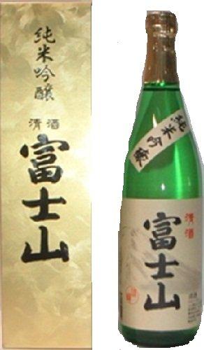 富士山 純米吟醸 金箱入 720ml富士山 純米吟醸 金箱入 720ml