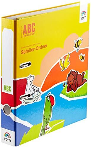 ABC Lernlandschaft 1: Standard-Paket (Grundschrift): Ordner mit 6 Arbeitsheften, Anlauttabelle und Register Klasse 1 (ABC Lernlandschaft 1. Ausgabe ab 2011)
