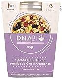 Dnabio Porridge Fresco Con Semillas De Chia Y Arandanos 55G - 100 g