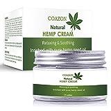 Hemp Cream, Jane Choi Face moisturizer Cream, Anti-Wrinkle and Fine Lines, Anti-Aging Hemp